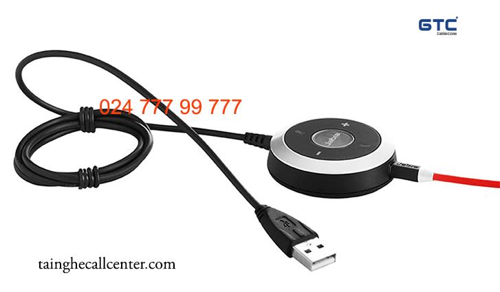 Review tai nghe Jabra Evolve 80 lựa chọn tốt cho callcenter